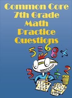 A Great Resource To Help Get Your 7th Grader Ready For The Common