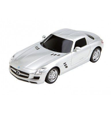 1:24 Scale Mercedes-benz SLS AMG Radio Remote Control Official Liciense Model Car RTR (Color:vary)