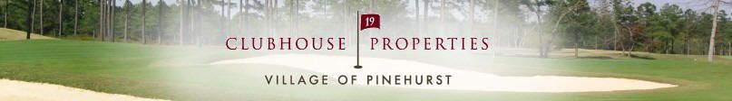 Let Clubhouse Properties plan your golf vacation to Pinehurst!