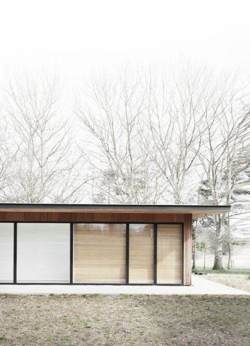 clean lines | retreat | Pinterest | Moderne häuser, Haus ideen und ...