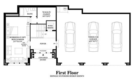 3 car garage plans with living space. 3. home plan and house