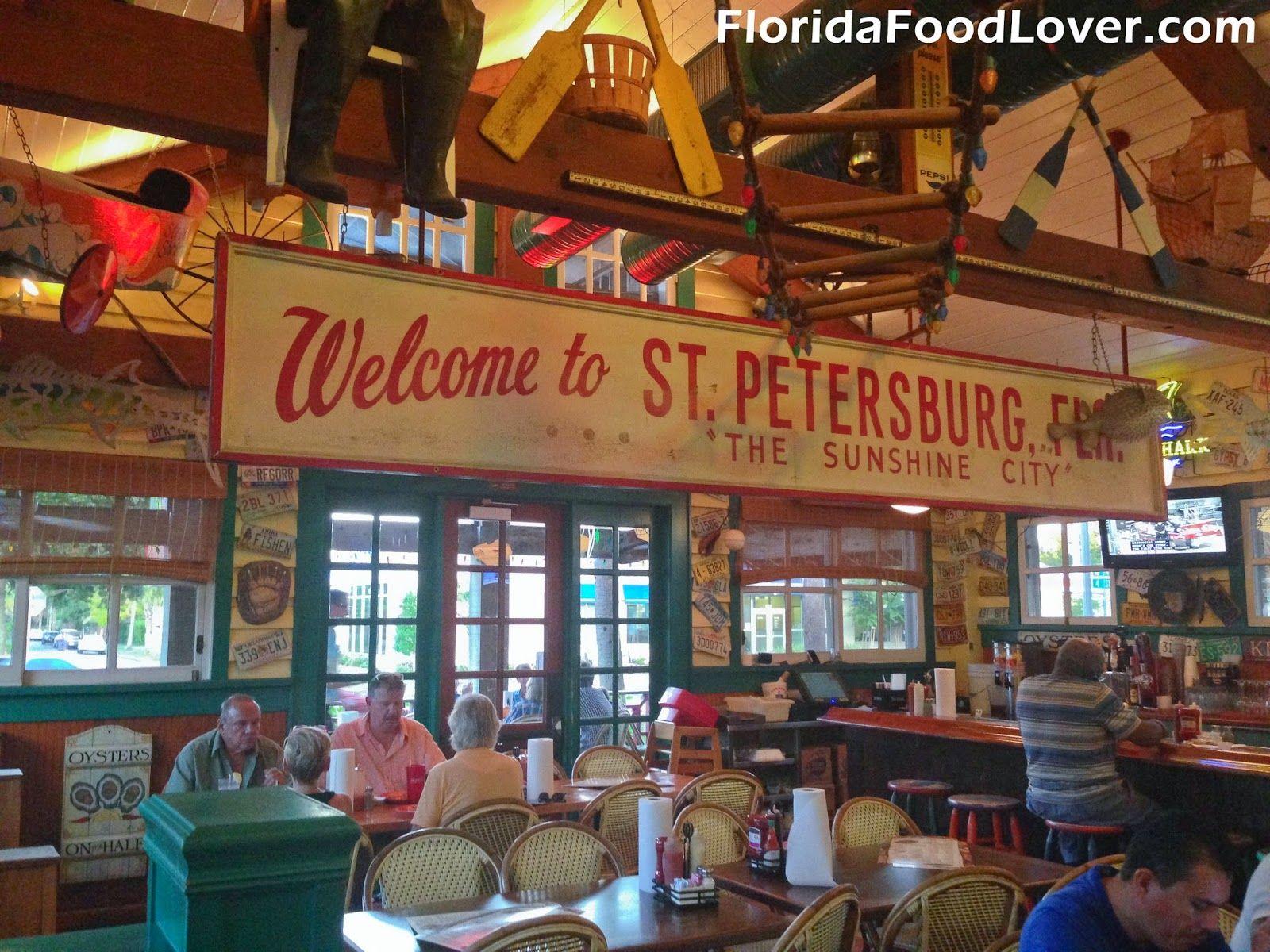Fourth Street Shrimp Store The Getaway Saint Petersburg Fl Mexico Cruise St Petersburg Western Caribbean Cruise