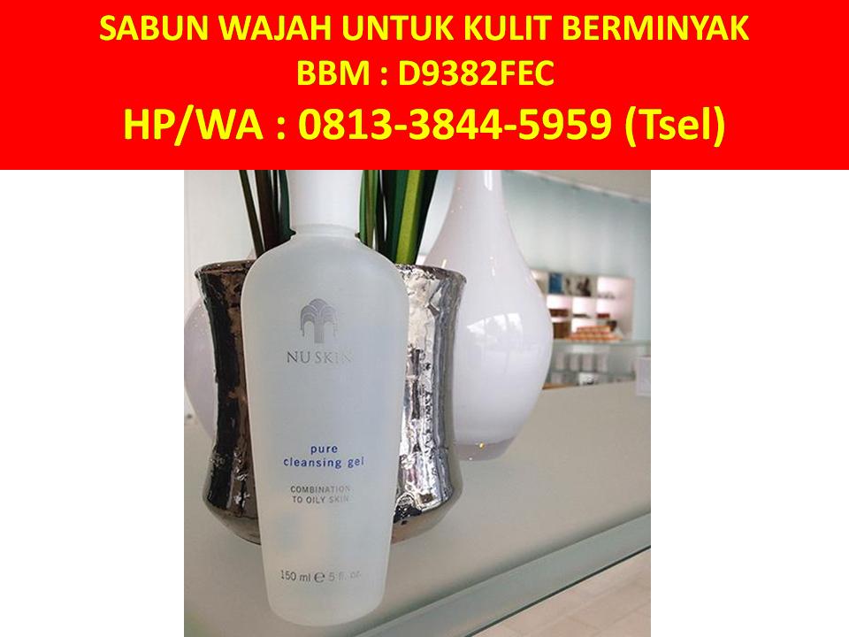 HP/WA 081338445959 (Tsel), Pencuci Muka shaklee untuk
