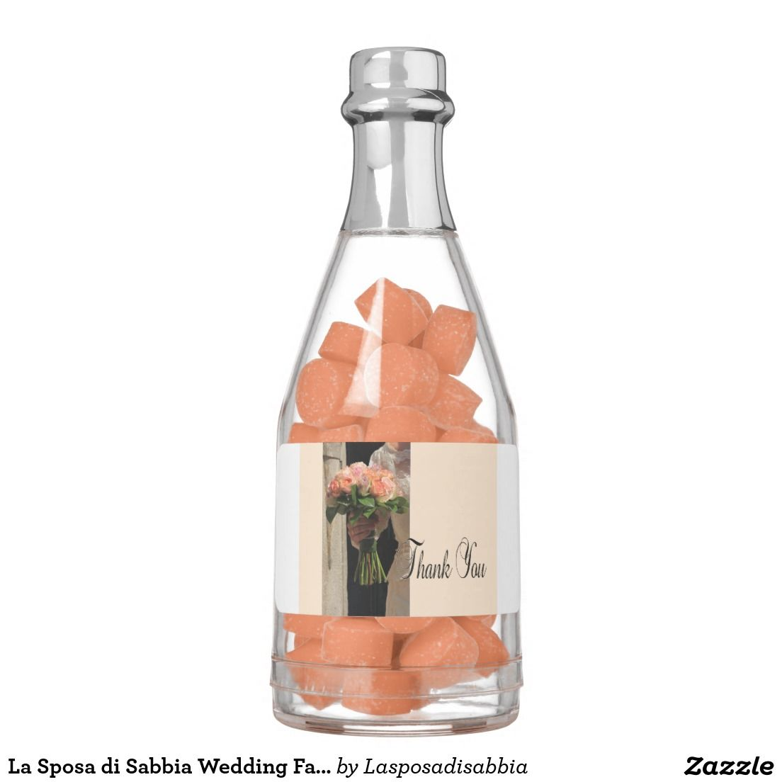 La Sposa di Sabbia Wedding Favor Chewing Gum Favors | All Things ...