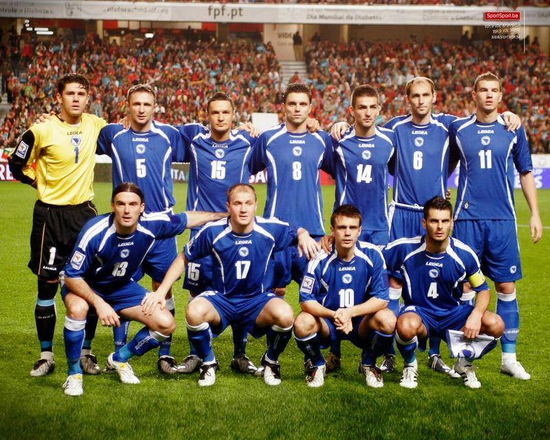 Bosnia and Herzegovina National Football Team Teams Background 2