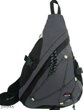 20″Adventurer Sling Messenger Shoulder Daypack Single Strap ...