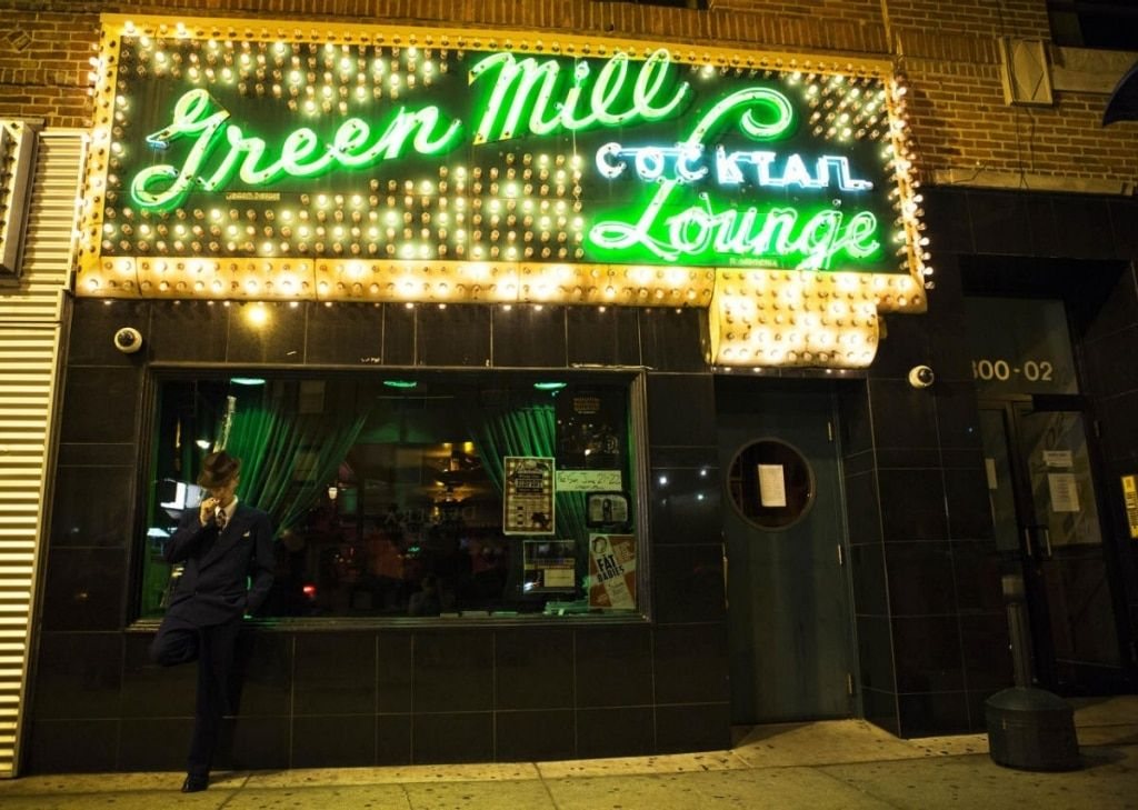 Green Mill Cocktail Lounge, Chicago | Day trips from chicago ...