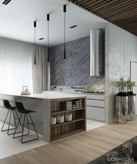 Modern Interior Design Room Ideas | Pinterest | Designs, Küche und ...