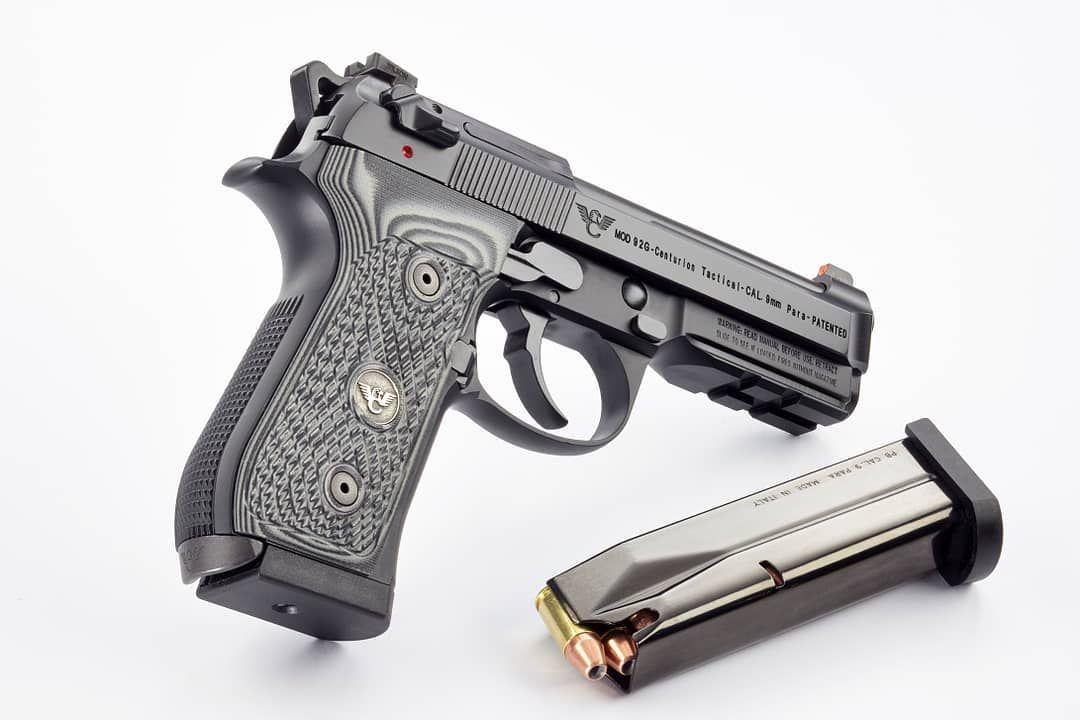 Pin by Richard Fiato on USPSA | Wilson combat, Beretta 92