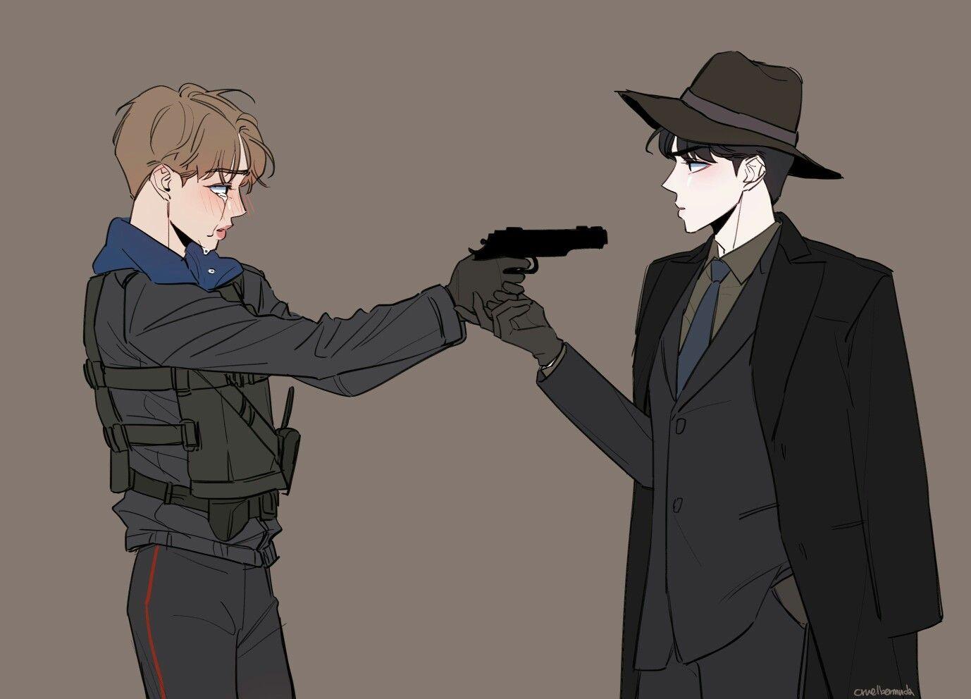 Mafia game 😎   Dibujos hermosos, Dibujos