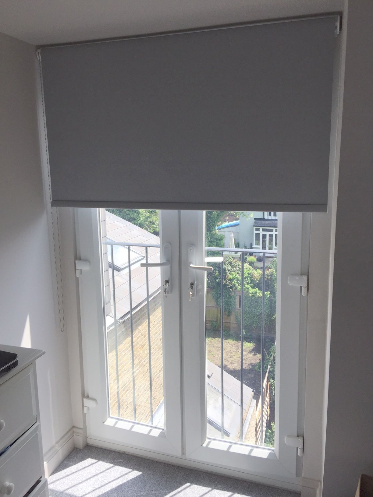 to blinds french door reinstall for watch youtube operators how mini blind doors