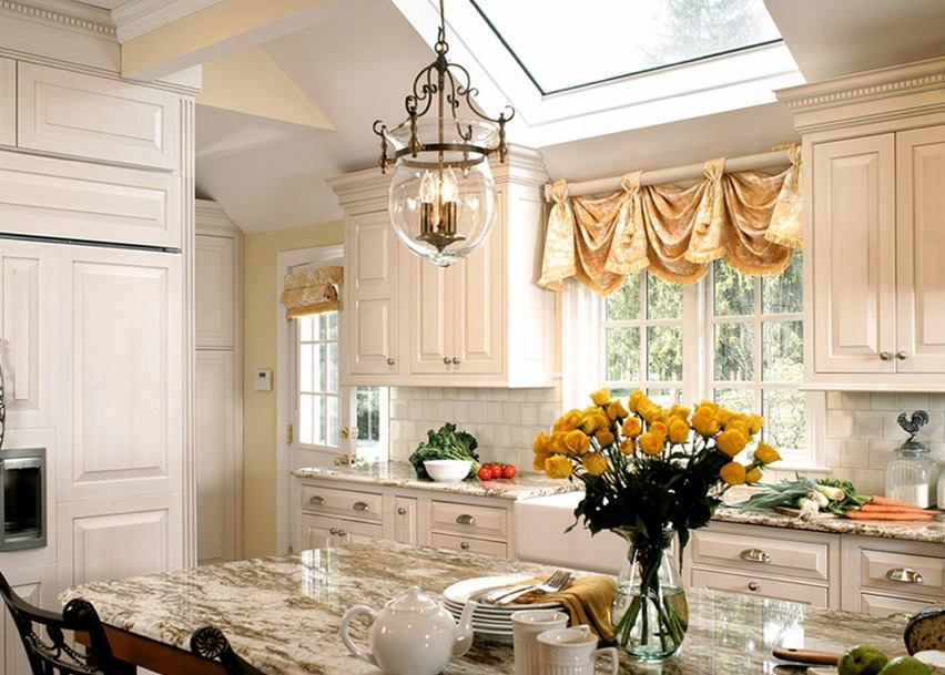 Love The All The Natural Light In This Kitchen Part 54