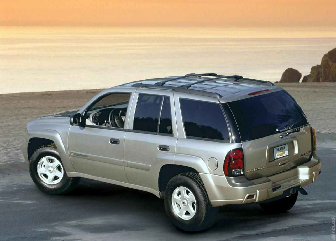 2002 Chevrolet Trailblazer Chevy Trailblazer