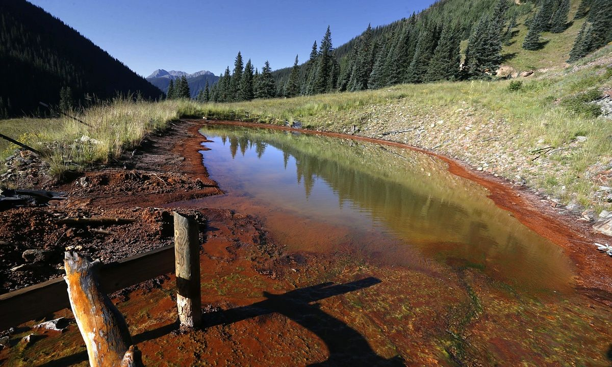 EPA says it isn't monitoring an estimated 161,000 abandoned mines - many of these mines will be leaching destructive elements into our environment with long-term effects.