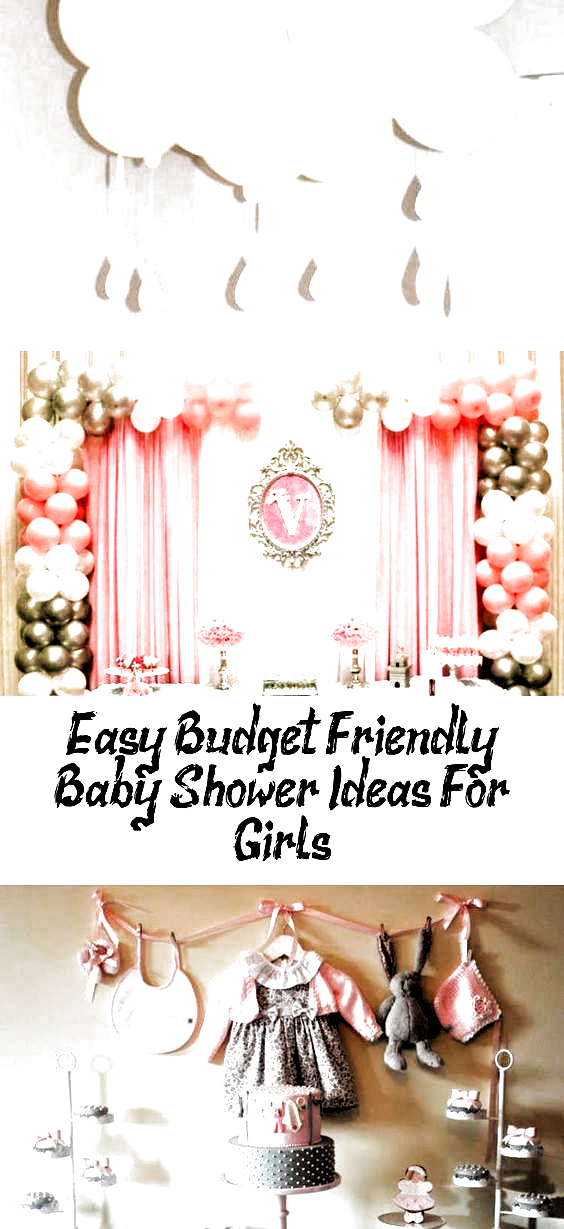 Photo of Baby Shower Decorations For Girls. Click to see different themes decorations cen…