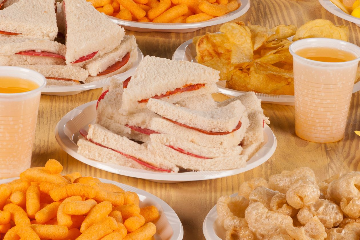 Recetas de comida para fiestas infantiles entre padres - Comidas de cumpleanos infantiles ...
