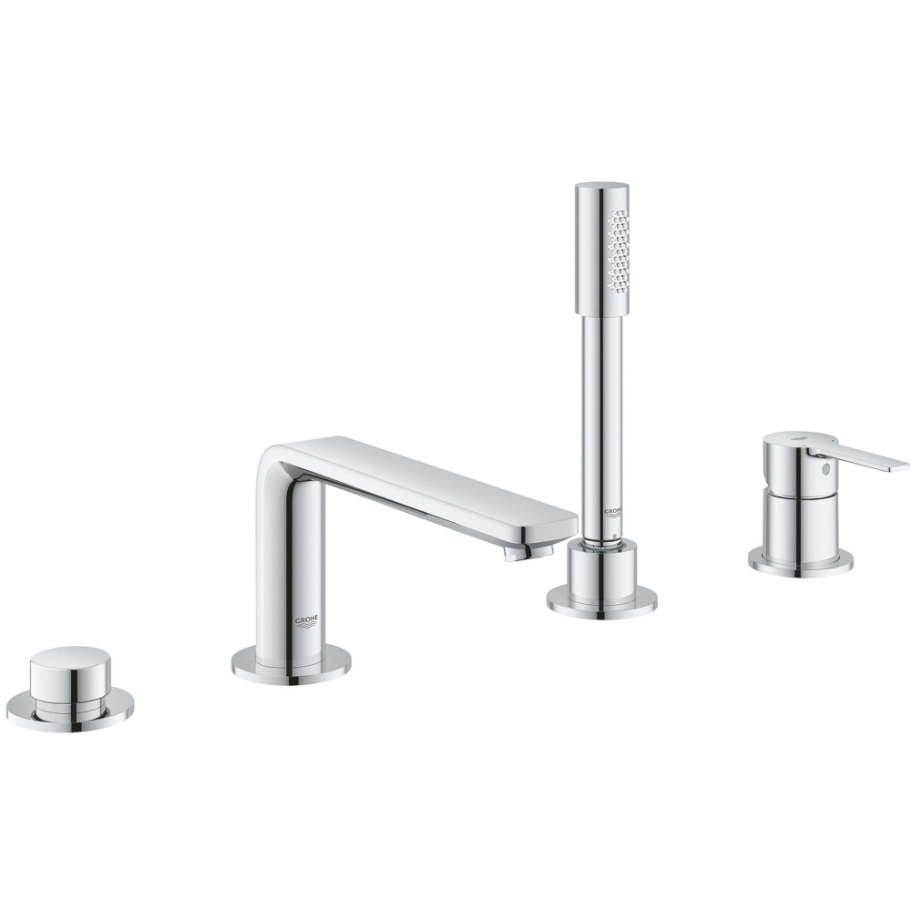 Grohe America Inc 19 577 1 Lineare Deck Mounted Tub Filler