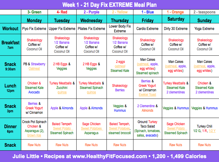 21 day fix extreme meal plan 21 day fix extreme support and accountability group www. Black Bedroom Furniture Sets. Home Design Ideas