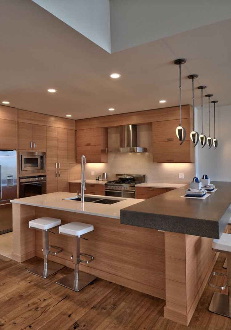 Amazing Kitchen  Keuken  Pinterest  Kitchens Kitchen Design Extraordinary Simple Interior Design Of Kitchen Inspiration