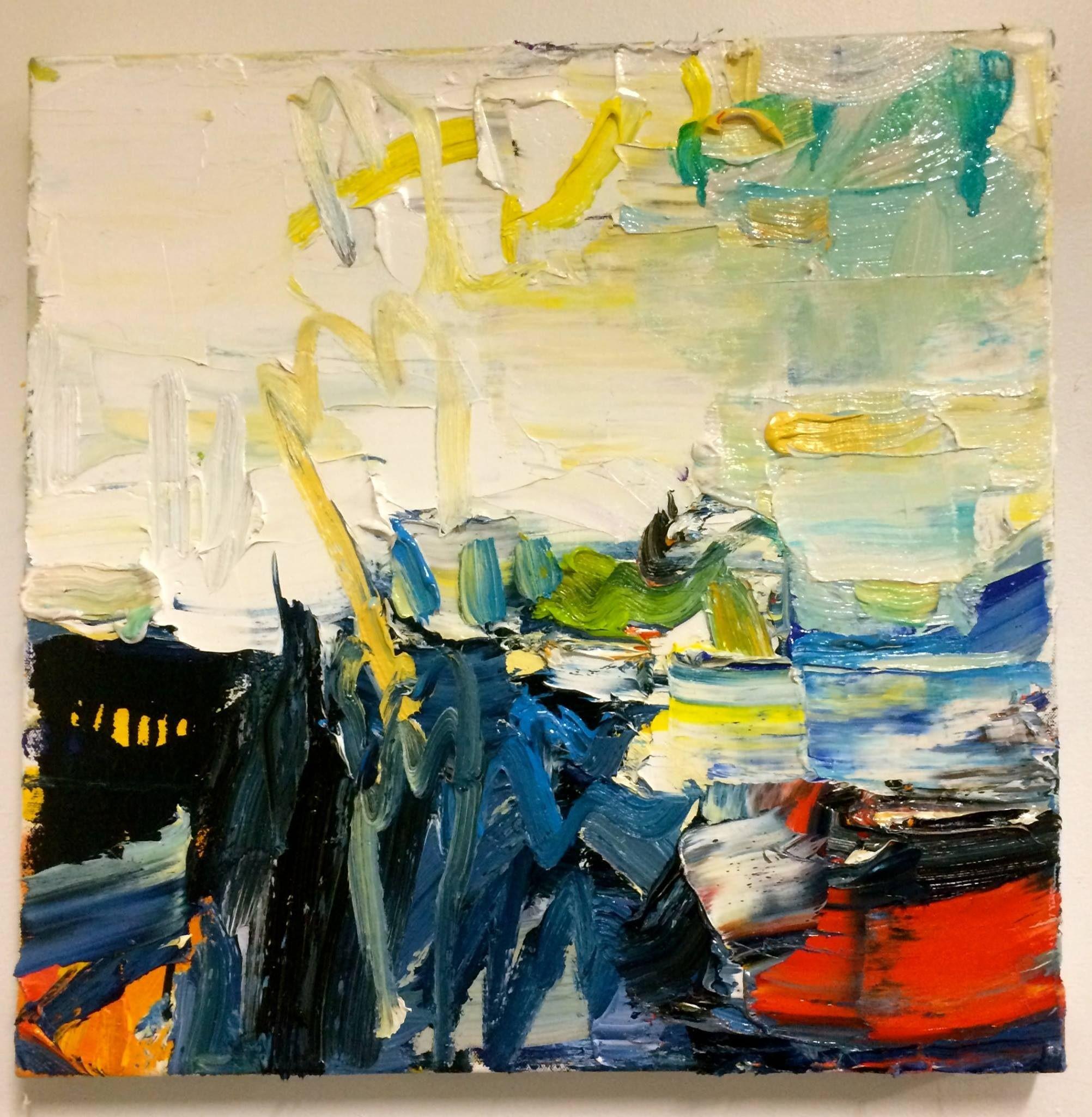 "Brigid Watson - ""Elegy""- 2014"