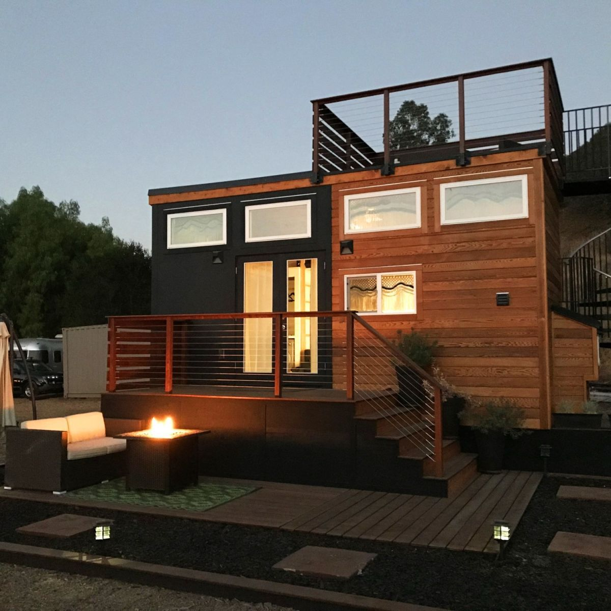 Tiny home of zen tiny house for sale in agoura hills california