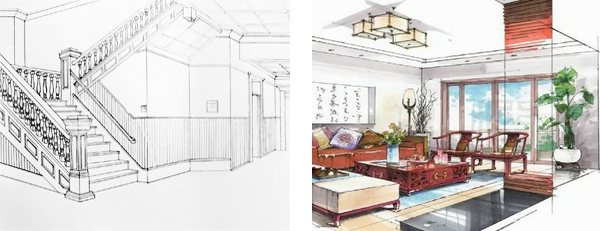 Drawing For Your Interior Design Project. This Website Has Great Design  Resources And Information.