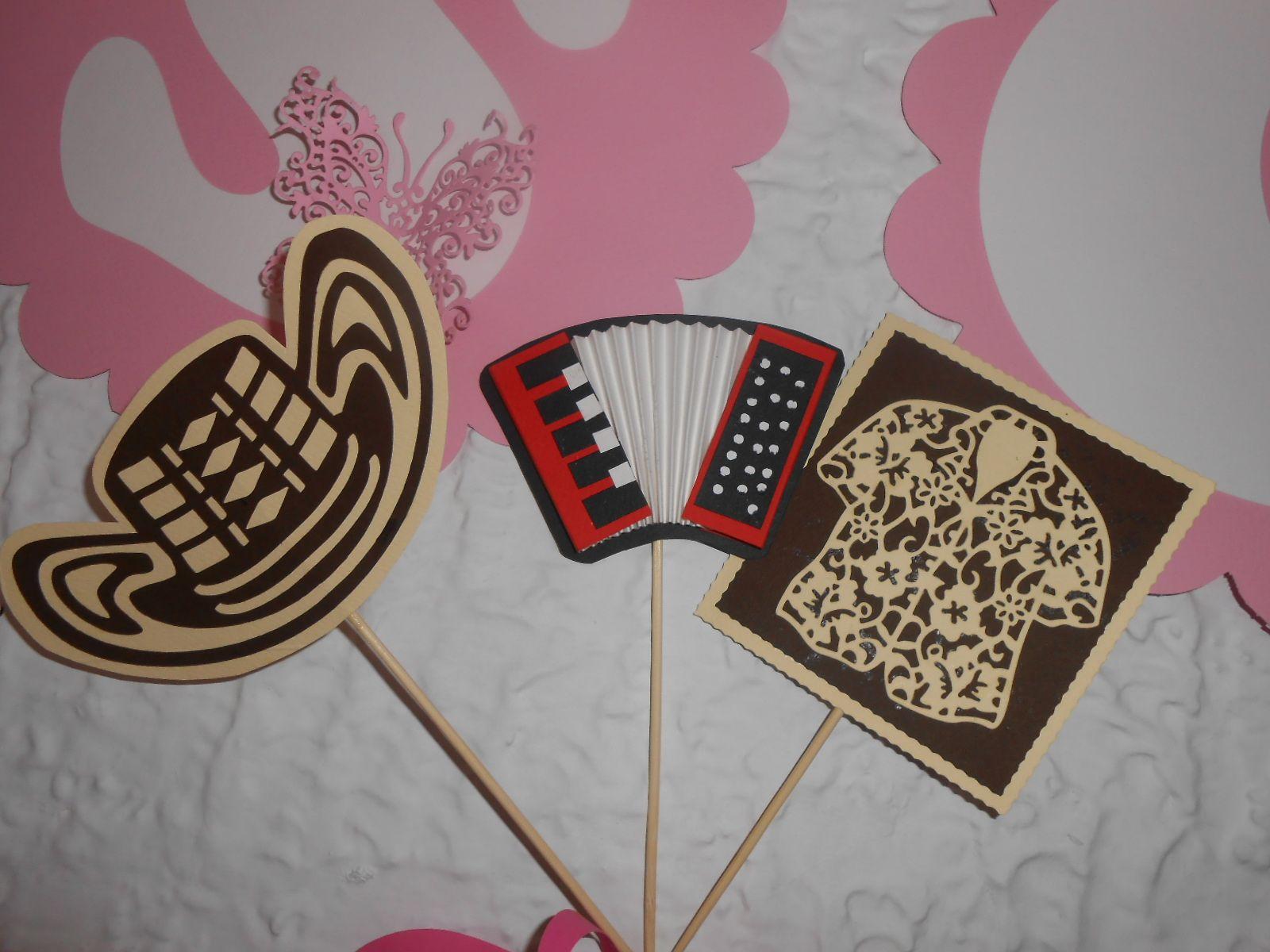 Etiquetas Costeño Decoracion De Carnaval Fiestas De
