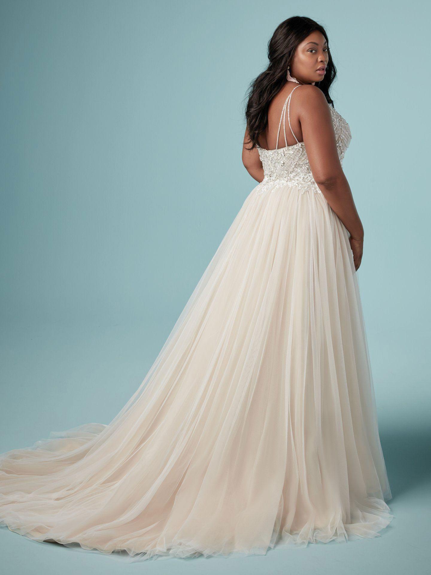 Maggie Sottero Matilda Lynette Plus Size A Line Wedding Dress Wedding Dresses Sydney Plus Wedding Dresses Wedding Dresses [ 1920 x 1440 Pixel ]