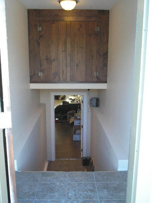 Best Attic Bedroom Extra Storage Stair Storage Over Stairs 400 x 300