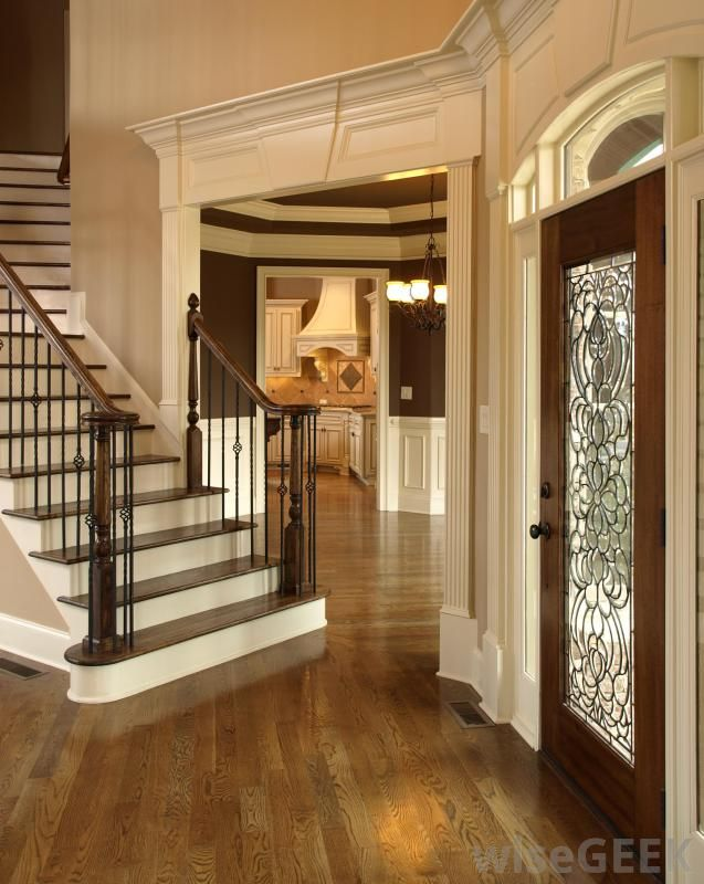 What Are The Different Types Of Foyer Flooring With