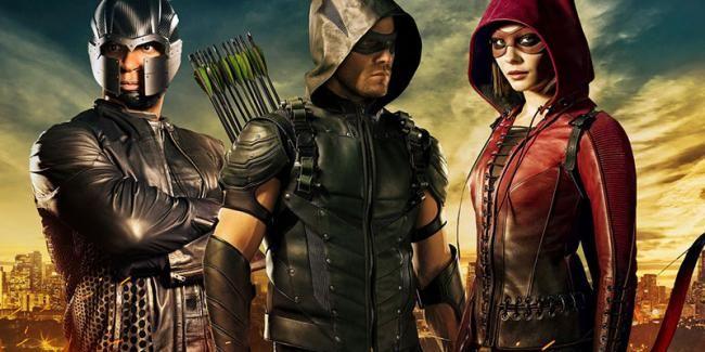 watch arrow season 5 online free