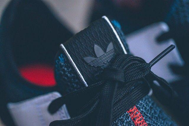 adidas zx flusso plus (marina / bianco), scarpe da ginnastica sgorbio.