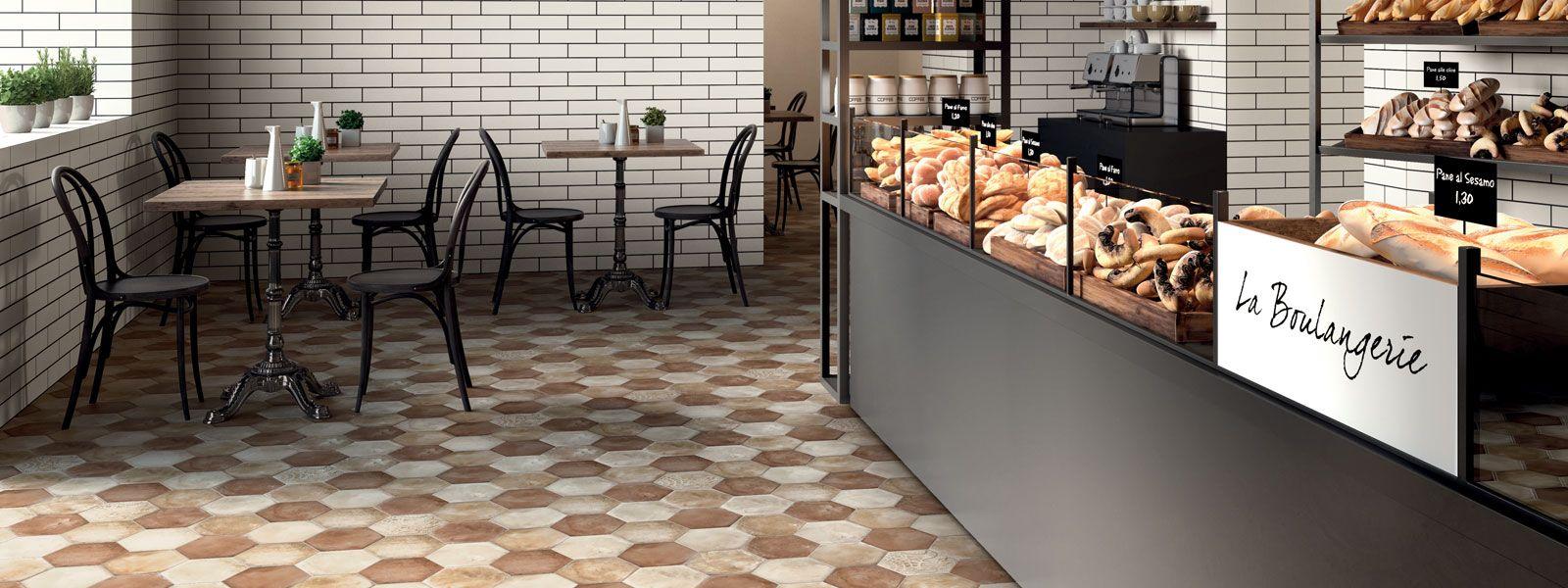 Hexagon floor subway white tiles wall designs patterns explore non slip floor tiles stone mosaic tile and more dailygadgetfo Images