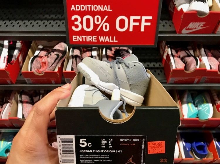 33 Insanely Smart Nike Factory Store Hacks Nike Factory Online Shop Design The Krazy Coupon Lady