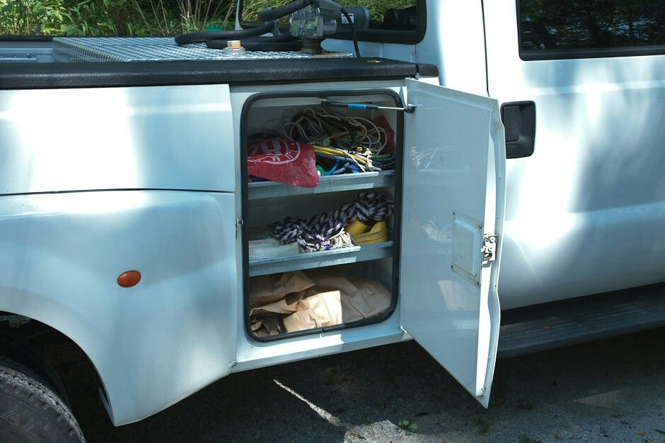 Dually Side Storage Truck Accesories Work Truck Sports Bedding
