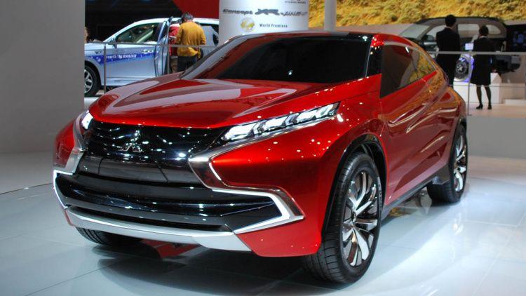 2016 Mitsubishi XRPHEV II Concept