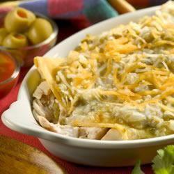 Enchiladas estilo americano receta recetas de for Tipos de encielados