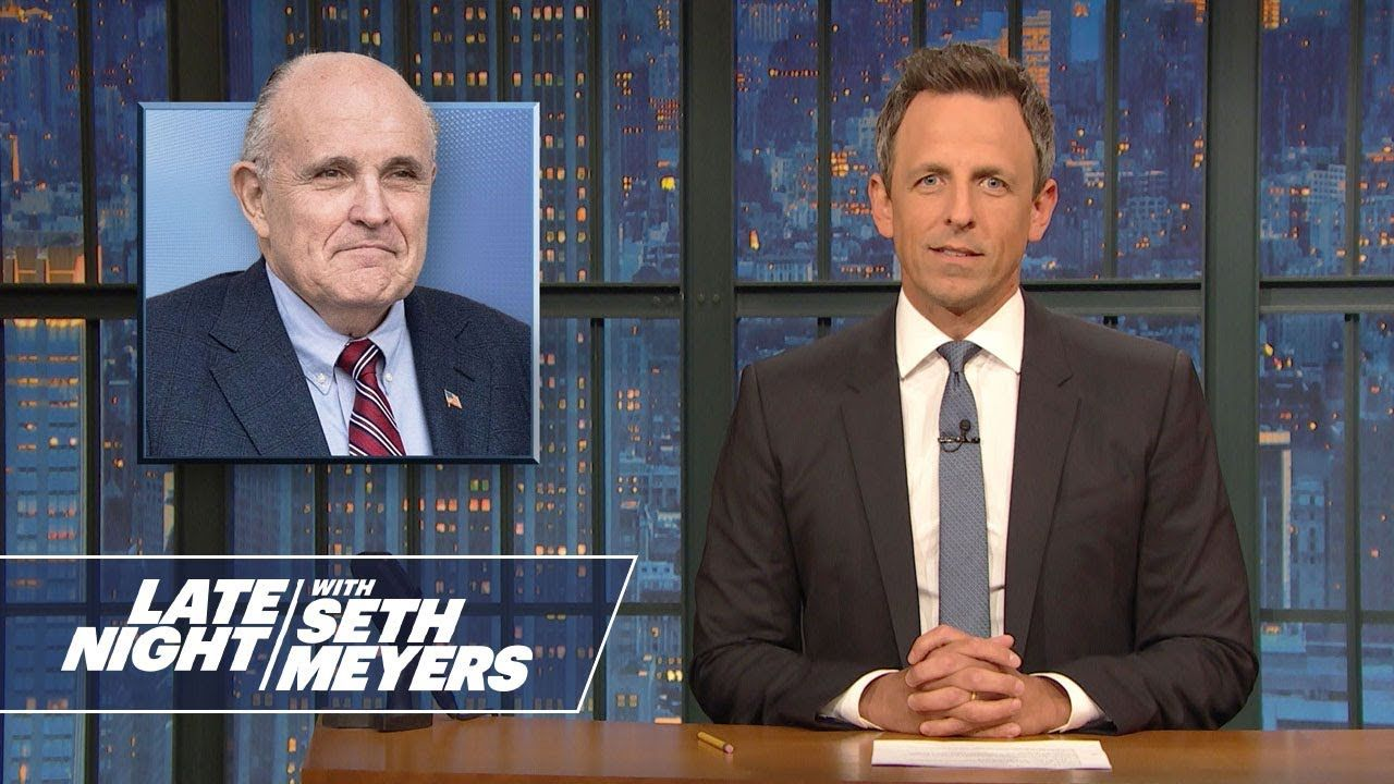 Rudy Giuliani Is Serving As President Trump S Lawyer For Free Rudy Giuliani How To Memorize Things Free Youtube