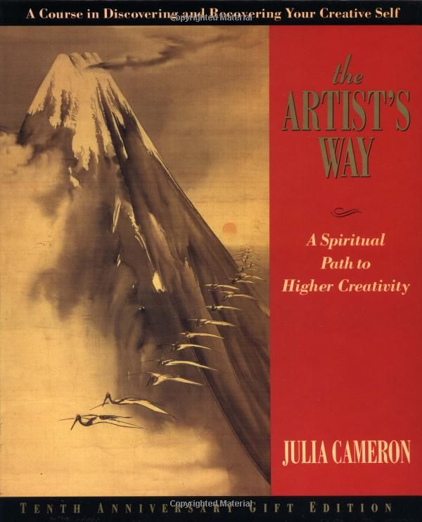 Pin By M Six On Favorite Books Julia Cameron Books Great Books To Read