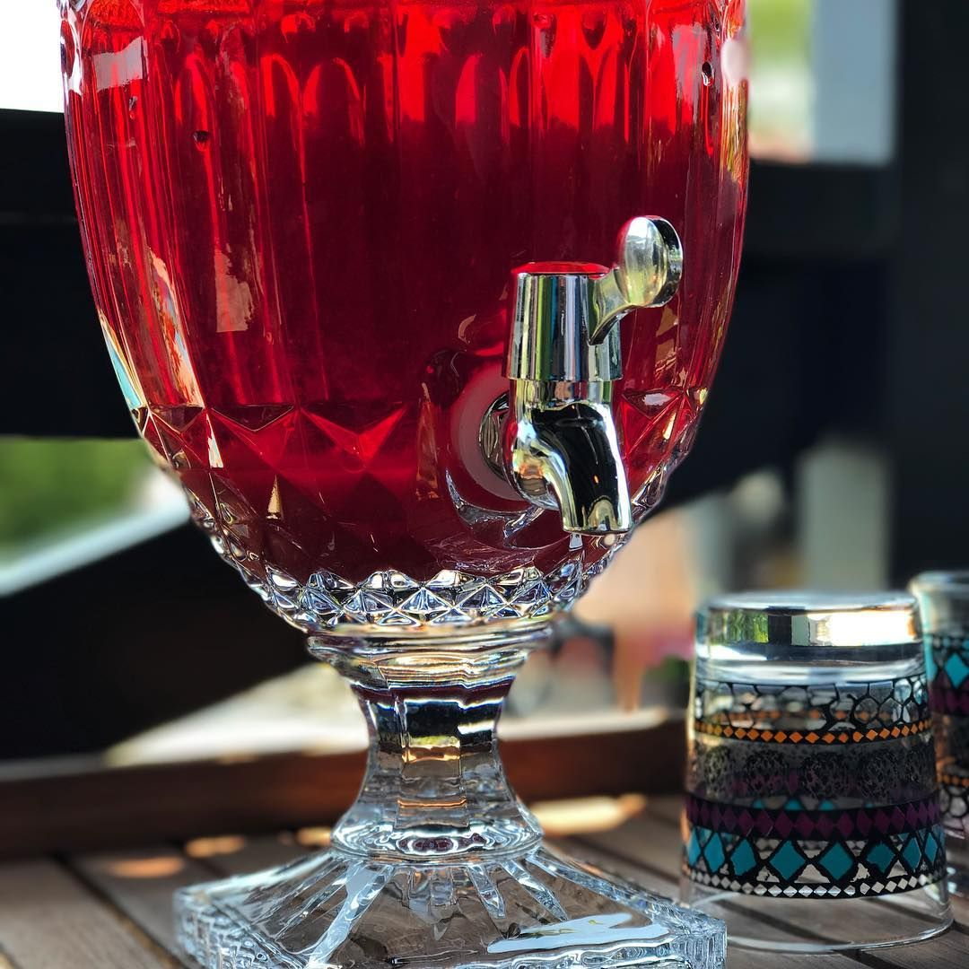 Tastes Good Red Plum Sherbet Cold Cold For Those Who Want A Healthy Drink In Hot Weather Healthy Drinks Red Plum Tasting