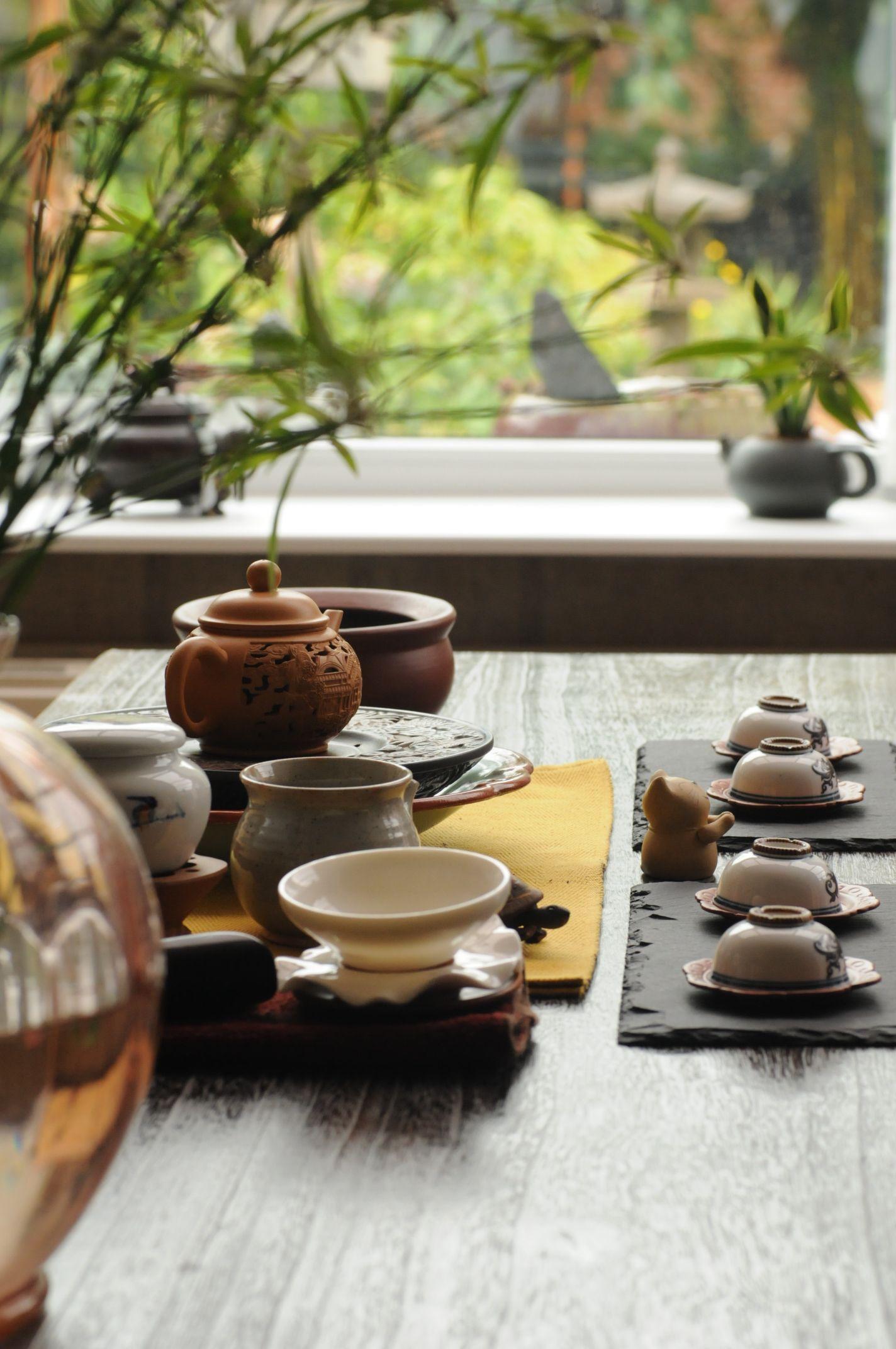 wisdom of chan (zen) #tea