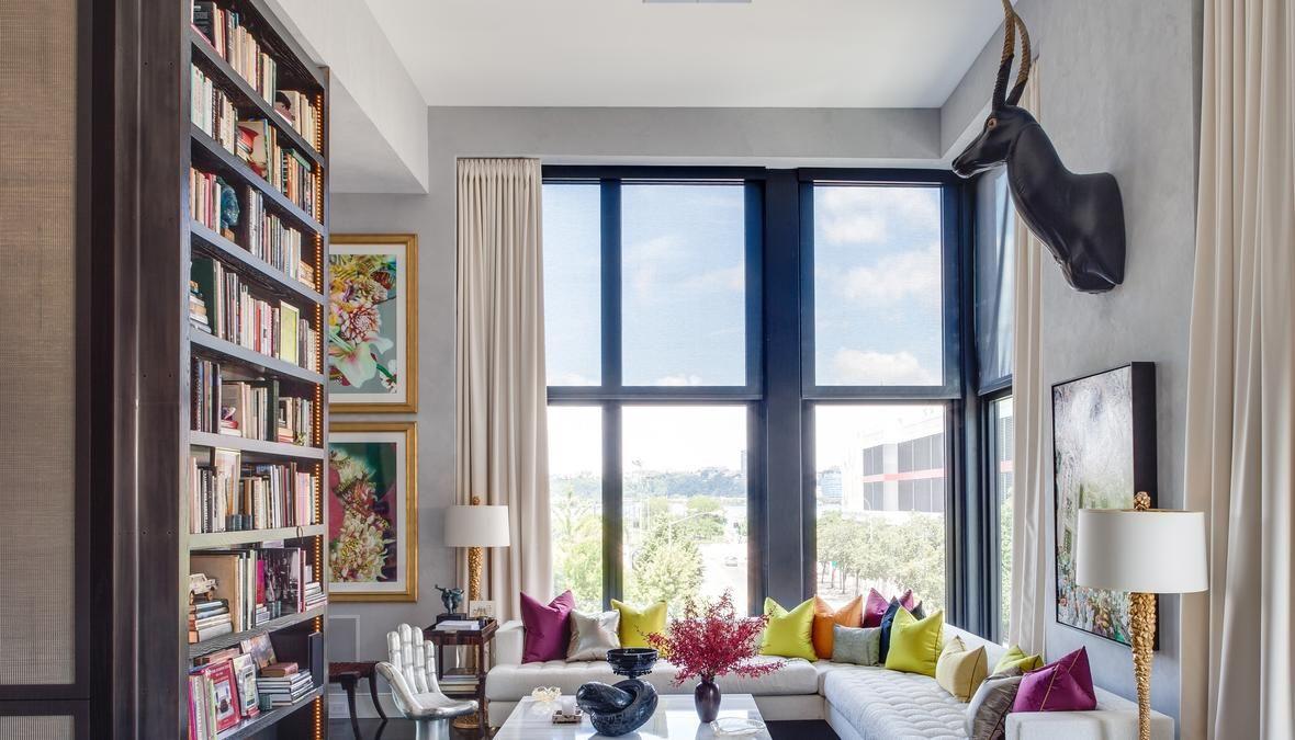 Interior Designer Of The Year Award Winner Profile Jamie Drake Andrew Martin Floor To Ceiling Windows Window Remodel Ceiling Windows
