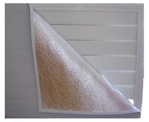 The Battic Door Whole House Attic Fan Ceiling Shutter Seal Is An Energy Saving Insulating Seal For Whole House Attic House Attic Fan Whole House Fan House Fan