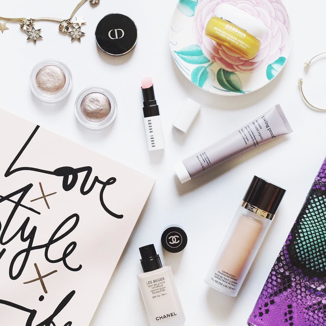 Sharing my winter beauty favourites over on cocosteaparty