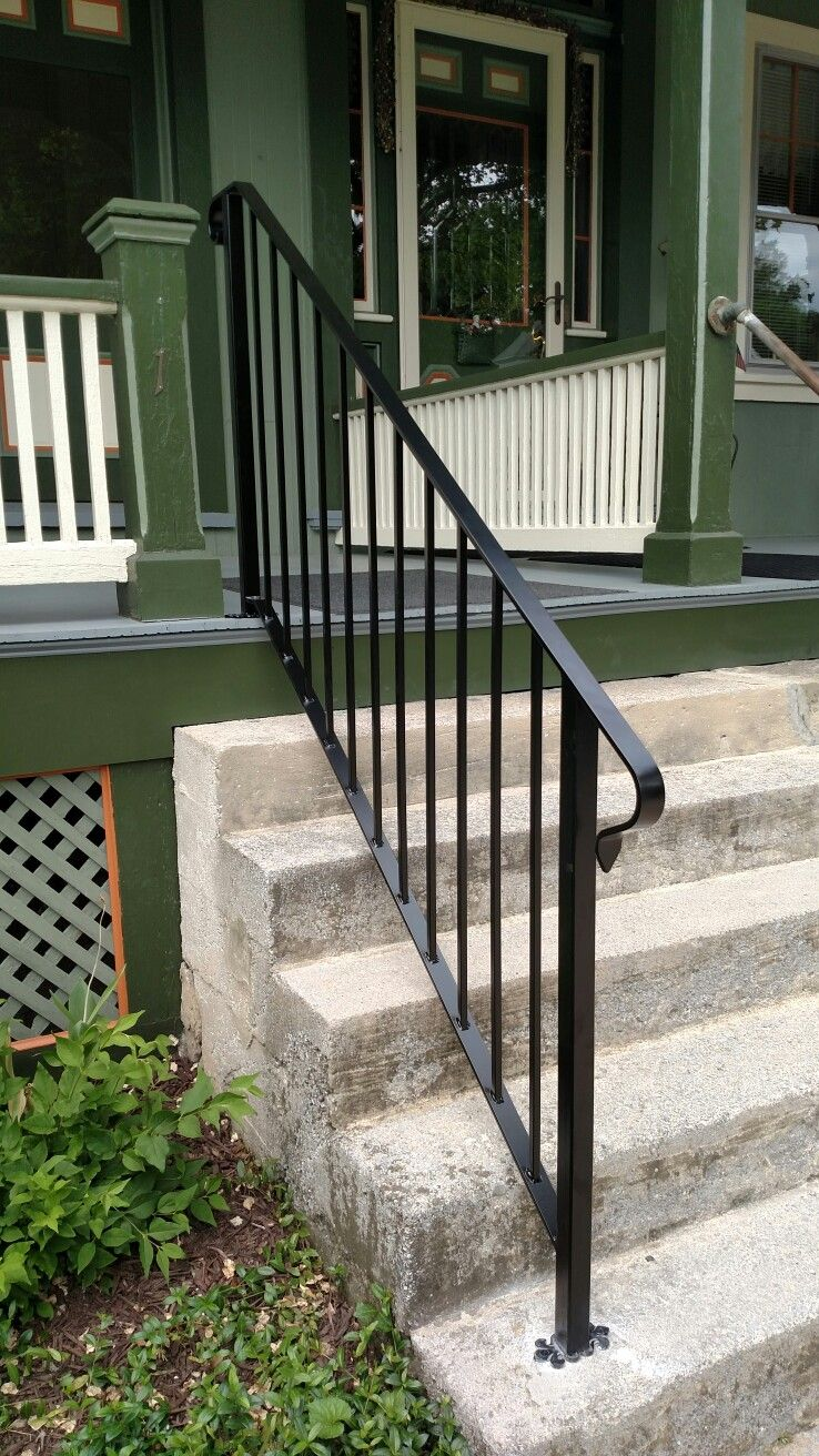 Best Custom Made Wrought Iron Railing In Bellefonte Pa With 640 x 480