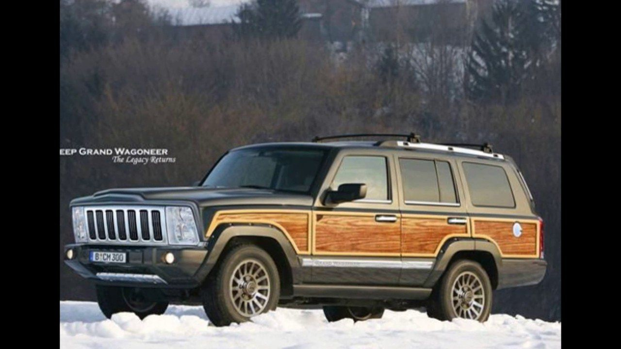 2018 Jeep Grand Wagoneer Price Interior Design Engineif You Re Fiat Chrysler
