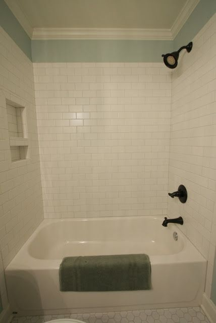 What Were They Thinking Thursday Shower Tile Borders