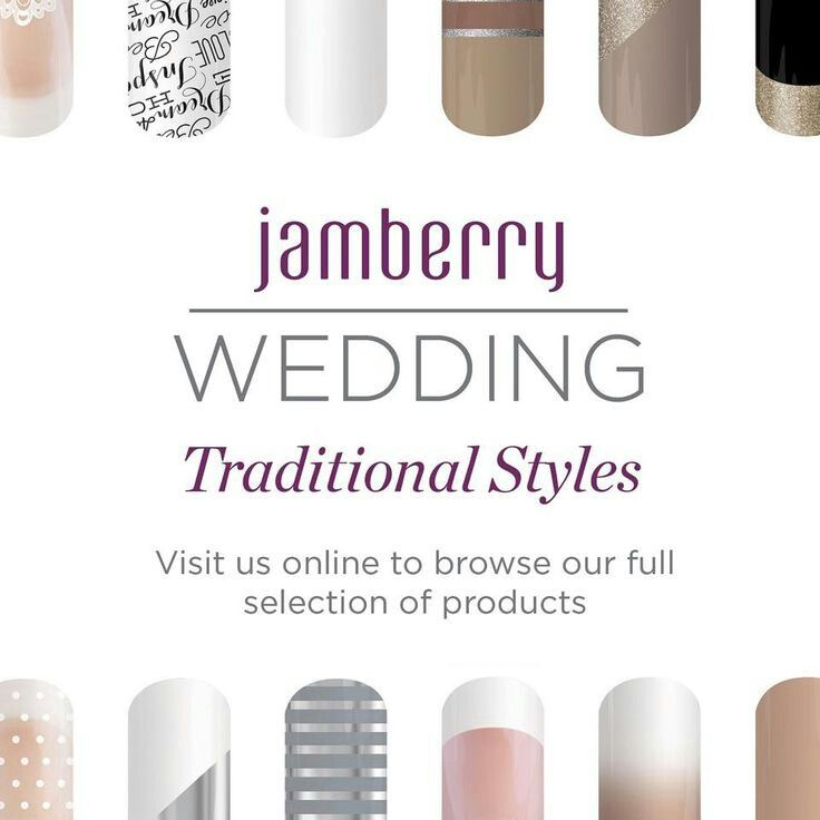 Traditional bride or wedding, add some style or keep it neutral!
