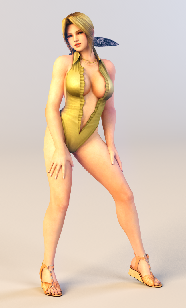 4a69b9afb4 3DS Render Request  Helena 4 by x2gon