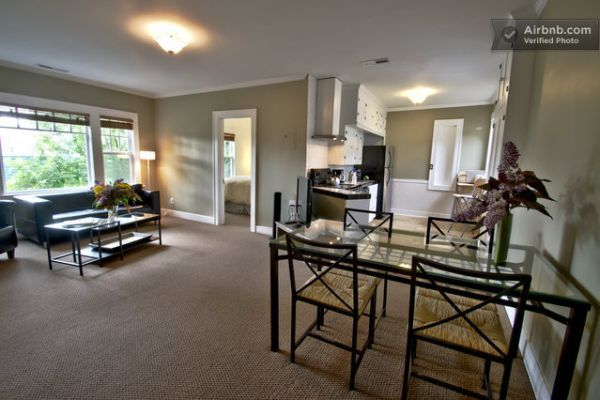 $105/night PDX - 28th and Glisan | 1st apartment, One ...